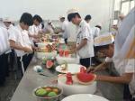 烹饪专业师生作品展(一)